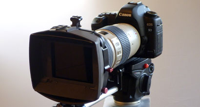 Canon 5D DSLR Video Kit